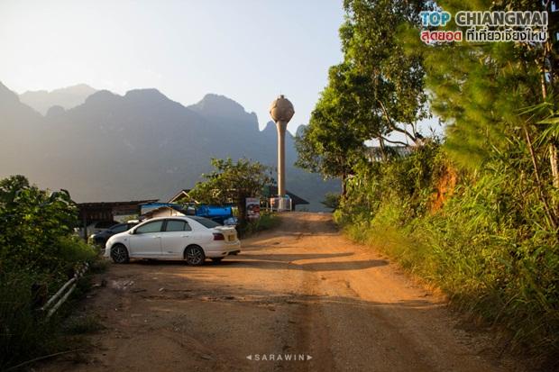 เชียงดาว - หมู่บ้านนาเลาใหม่ -ระเบียงดาว (24)