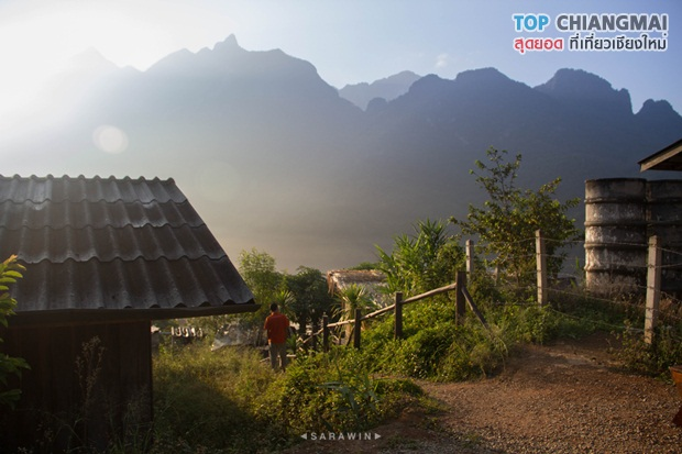 เชียงดาว - หมู่บ้านนาเลาใหม่ -ระเบียงดาว (25)