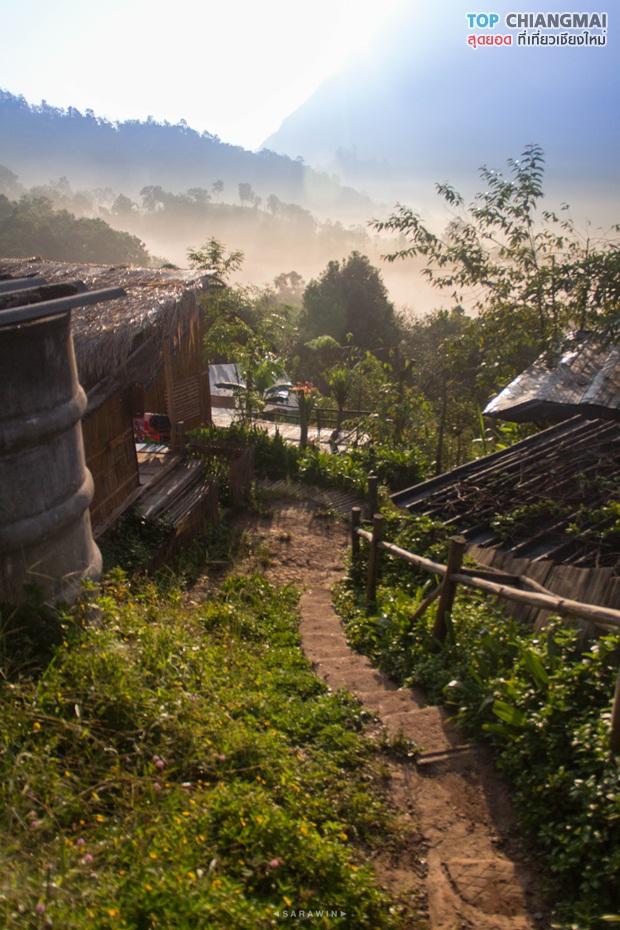 เชียงดาว - หมู่บ้านนาเลาใหม่ -ระเบียงดาว (26)
