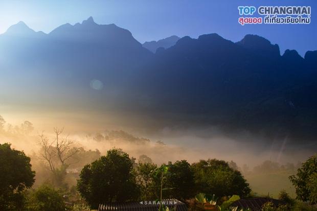 เชียงดาว - หมู่บ้านนาเลาใหม่ -ระเบียงดาว (29)
