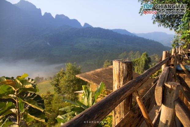 เชียงดาว - หมู่บ้านนาเลาใหม่ -ระเบียงดาว (35)