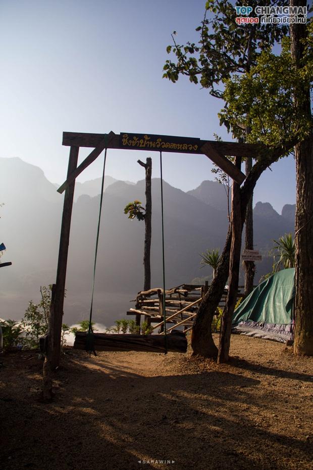 เชียงดาว - หมู่บ้านนาเลาใหม่ -ระเบียงดาว (56)