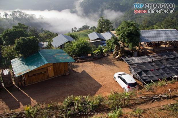 เชียงดาว - หมู่บ้านนาเลาใหม่ -ระเบียงดาว (59)