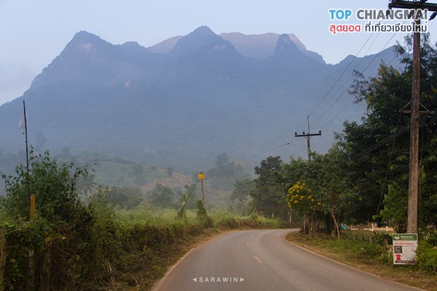 เชียงดาว - หมู่บ้านนาเลาใหม่ -ระเบียงดาว (6)