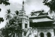 วัดอุปคุตพม่า ต่อมาถูกรื้อและสร้างพุทธสถานแทน เมื่อพ.ศ. 2494