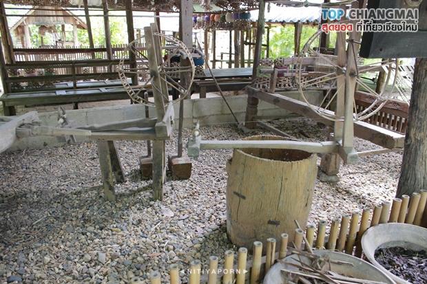 พิพิธภัณฑ์บ้านไร่ไผ่งาม - เมืองจอมทอง (2)