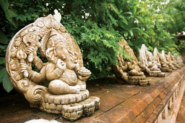 Ganesh Himal Museum & Gallery, Chiang Mai *** Local Caption *** พิพิธภัณฑ์พระพิฆเนศ จังหวัดเชียงใหม่