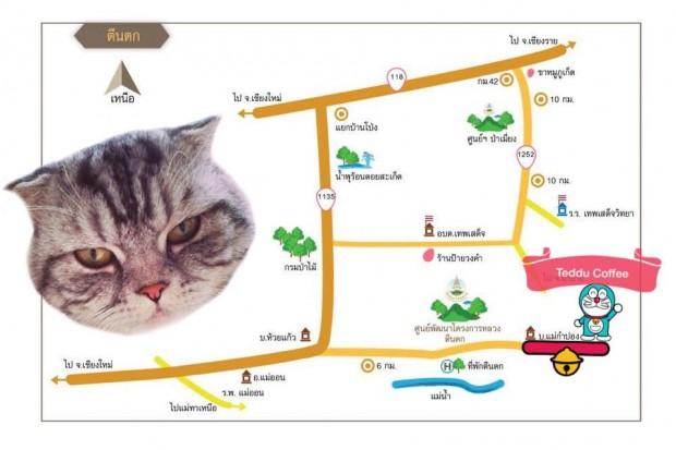 teddu-coffee-map