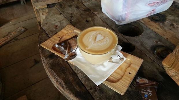 อุ่มเอิบ coffee บ้านแม่กลางหลวง (1)