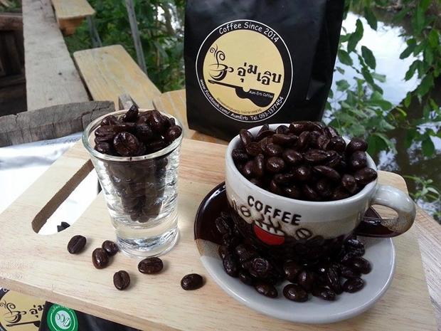 อุ่มเอิบ coffee บ้านแม่กลางหลวง (7)