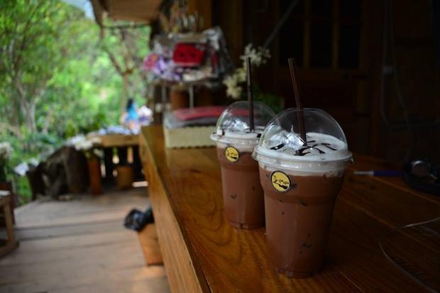 อุ่มเอิบ coffee บ้านแม่กลางหลวง (8)