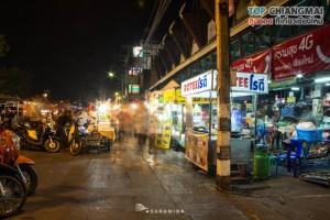 ตลาดประตูเชียงใหม่ (กลางคืน) (1)