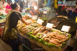 ตลาดประตูเชียงใหม่ (กลางคืน) (5)