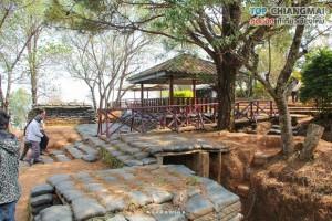 บ้านนอแล ชายแดนไทย - พม่า (15)
