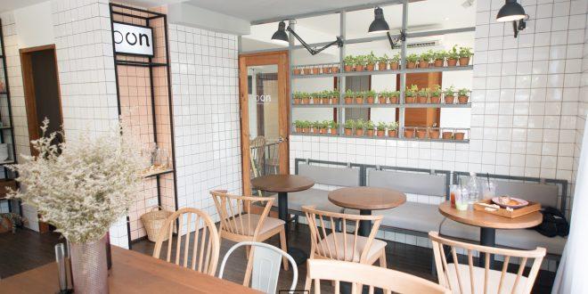 OON Poshtel x Cafe ร้านกาแฟและโฮสเทลติดคูเมือง