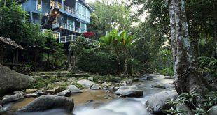 ดิ เอสเคป เฮาส์ ที่พักใกล้แม่กำปอง (The Escape House Maekampong)