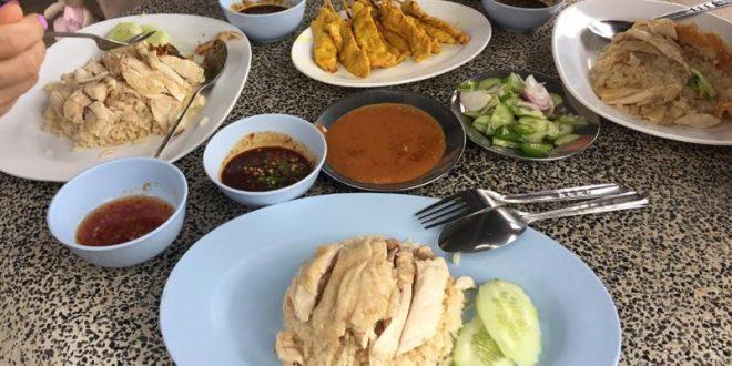 ข้าวมันไก่นันทาราม เชียงใหม่ สาขาดั้งเดิม (Chicken Rice Nan Ta Ram )